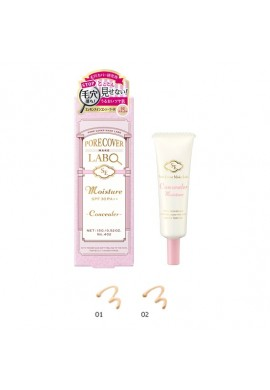 Azjatyckie kosmetyki Isehan P.N.Y. SE Pore Cover Make Labo Concealer Moisture SPF30 PA++