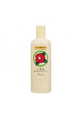 Azjatyckie kosmetyki Oshima Tsubaki Oil Shampoo