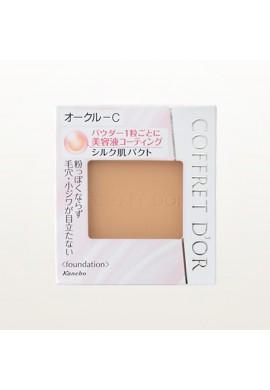 Azjatyckie kosmetyki Kanebo Coffret D'or Silky Fit Pack UV REFILL /Moist Keep/