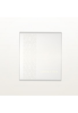 Azjatyckie kosmetyki Kanebo Coffret D'or Full Keep Pressed Powder UV CASE or PUFF