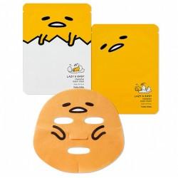 Azjatyckie kosmetyki Holika Holika Lazy & Easy Character Mask Sheet