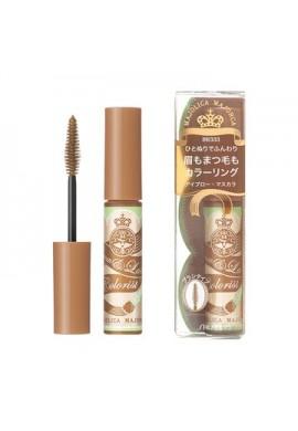 Azjatyckie kosmetyki Shiseido Majolica Majorca Brow & Lash Colorist