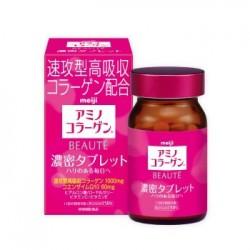 Azjatyckie suplementy Meiji Amino Collagen Beaute