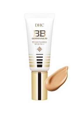 Azjatyckie kosmetyki DHC BB Germanium Cream Foundation SPF20 PA++