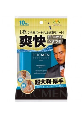 DHC MEN Skin Care Refreshing Sheet
