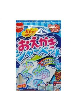 """""""Oekaki Sherbet"""" słodycze w kształcie lodów firmy Meiji"""