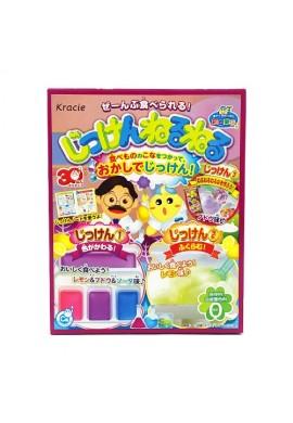 Japońskie słodycze Kracie Popin Cookin DIY Jikken NeruNeru Experiment Kit