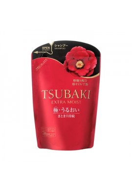 Azjatyckie kosmetyki Shiseido Tsubaki Extra Moist Shampoo