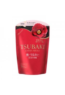Azjatyckie kosmetyki Shiseido Tsubaki Extra Moist Conditioner