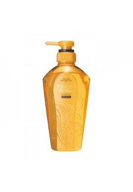 Azjatyckie kosmetyki Shiseido Tsubaki Oil Extra Intensive Damage Care Shampoo