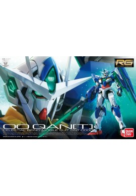 Bandai Gundam RG 1/144 GNT-0000 00 Qan [T]
