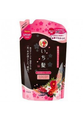 Azjatyckie kosmetyki Kracie Ichikami Nameraka Smooth Care Conditioner REFILL