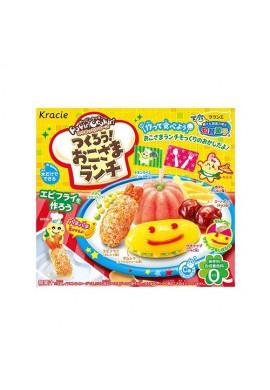 Japońskie słodycze Kracie Popin Cookin DIY Okosama Kid's Lunch Kit