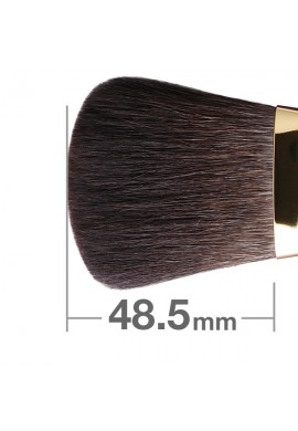 Hakuhodo S102 Finishing Brush Round & Flat