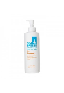 Azjatyckie kosmetyki Shiseido Sea Breeze Natural AID for the Hair Pre Shampoo