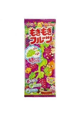 """""""Mogi Mogi"""" owocowe żelki w kształcie winorośli firmy Meiji"""