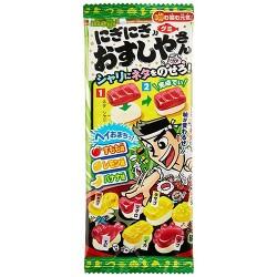 Japońskie słodycze Meiji Nigi Nigi Osushiyasan Gummy