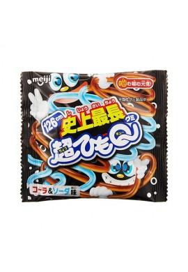 """Japońskie słodycze Meiji Super Himo Q """"Coke & Soda"""""""