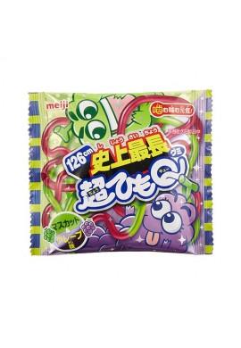 """Japońskie słodycze Meiji Super Himo Q """"Grape & Muscat"""""""