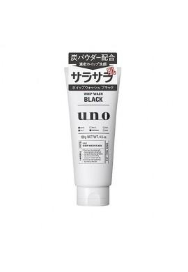 Azjatyckie kosmetyki Shiseido uno Whip Wash Black