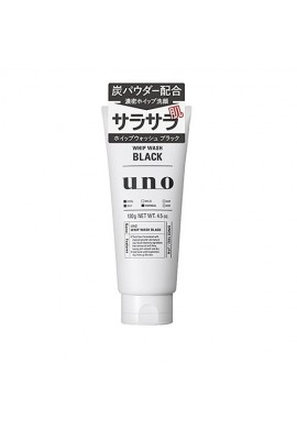 Shiseido uno Whip Wash Black