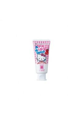 Azjatyckie kosmetyki Sangi APAGARD APA Kid's (Hello Kitty) Toothpaste