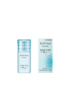 Kao Sofina Beauty High Moisture UV Emulsion Refresh SPF50+ PA++++