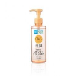 Azjatyckie kosmetyki Hada Labo Gokujyun Squalane Oil Lotion