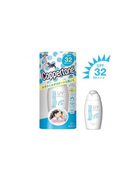 Azjatyckie kosmetyki Taisho Coppertone Perfect UV Protection Milk Mild SPF32 PA+++