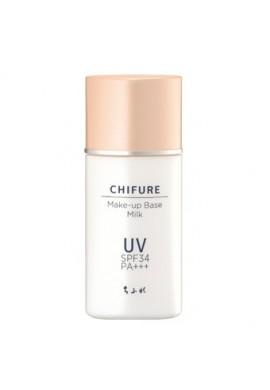 Azjatyckie kosmetyki Chifure Make-up Base Milk UV SPF34 PA+++