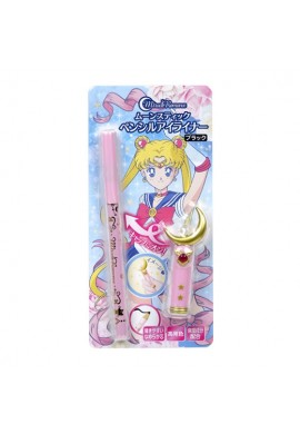 Azjatyckie kosmetyki Creer Beaute Miracle Romance Sailor Moon Moon Stick Pencil Eyeliner