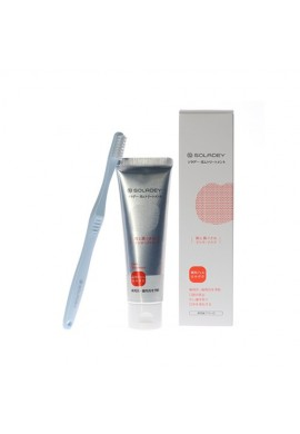 Soladey Gum Treatments Toothpaste with Brush