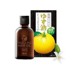 Azjatyckie kosmetyki Utena Yuzu-Yu Hair Oil 100%