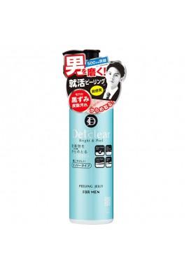 Meishoku Det Clear Bright & Peel Peeling Jelly for Men