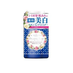 Azjatyckie kosmetyki Meishoku Organic Rose Skin Conditioner Whitening