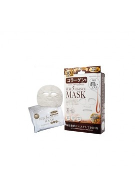 Azjatyckie kosmetyki Japan Gals Pure 5 Essence Mask (CO) Collagen
