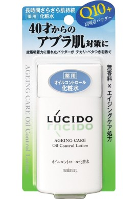 Azjatyckie kosmetyki Mandom LUCIDO AGEING CARE Oil Control Lotion