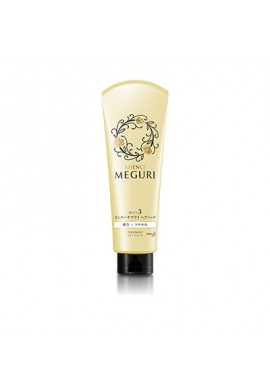 Kao Asience Meguri Inner Supply Hair Pack Strong and Glossy