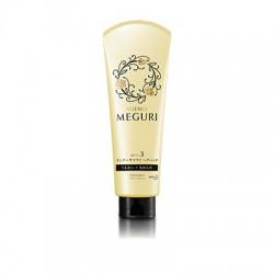 Azjatyckie kosmetyki Kao Asience Meguri Inner Supply Hair Pack Moist and Smooth