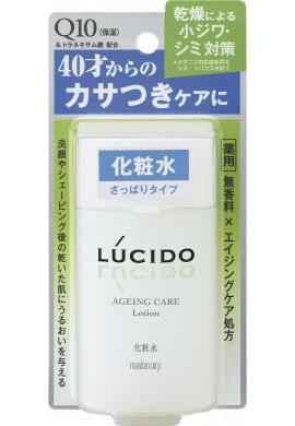 Azjatyckie kosmetyki Mandom LUCIDO AGEING CARE Lotion