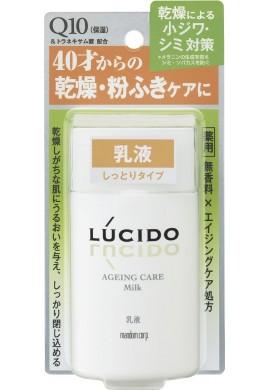 Azjatyckie kosmetyki Mandom LUCIDO AGEING CARE Milk