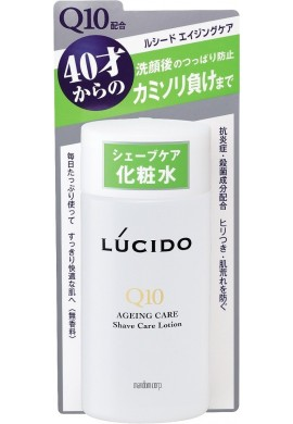 Azjatyckie kosmetyki Mandom LUCIDO AGEING CARE After Shave Lotion