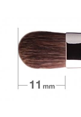 Hakuhodo J242HS Eye Shadow Brush Round & Flat