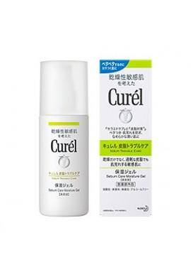 Azjatyckie kosmetyki Kao Curel Medicated Sebum Trouble Care Moisturizing Gel