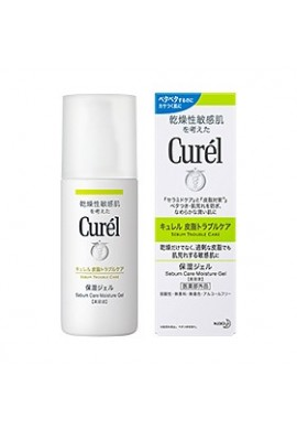 Kao Curel Medicated Sebum Trouble Care Moisturizing Gel