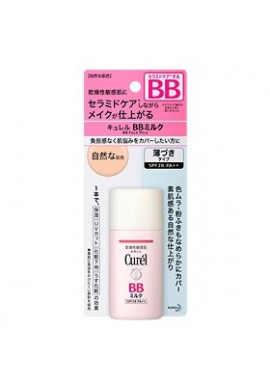 Kao Curel BB Face Milk SPF28 PA++