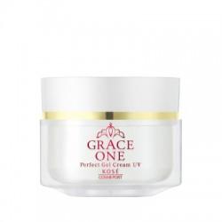 Azjatyckie kosmetyki Kose Grace One Perfect Gel Cream UV SPF50+ PA++++