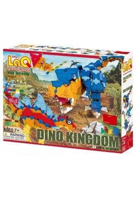 Japońskie klocki Yoshiritsu LaQ Dinosaur World Dino Kingdom