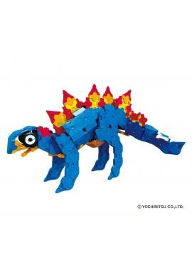 Japońskie klocki Yoshiritsu LaQ Dinosaur World Stegosaurus