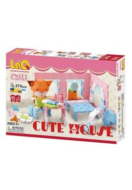 Japońskie klocki Yoshiritsu LaQ Sweet Collection Cute House